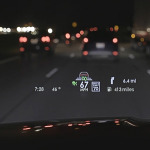 Lincoln Navigator 2018 con head-up display