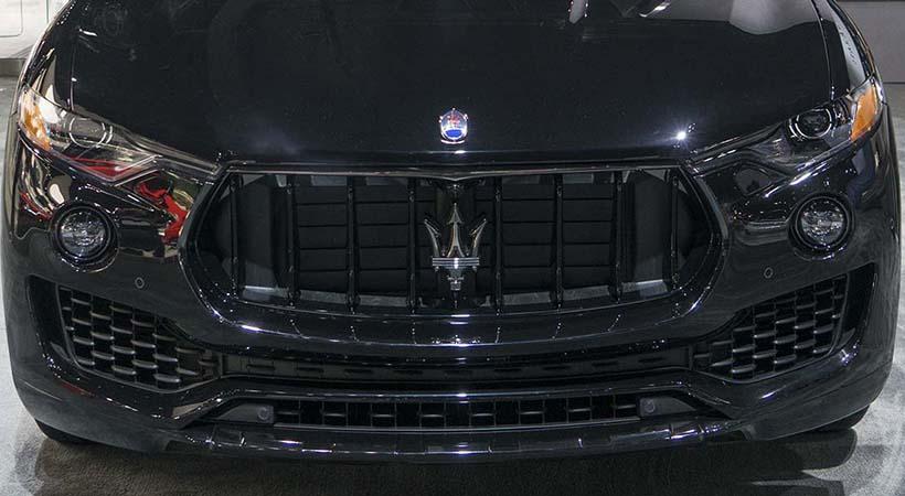 Maserati edición Nerissimo