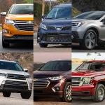 Mejores Autos Familiares 2018