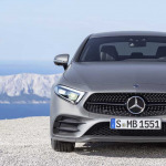 Video Mercedes-Benz CLS Coupé 2018 Edition I, Auto Show Los Angeles, videos Mercedes-Benz, featured,