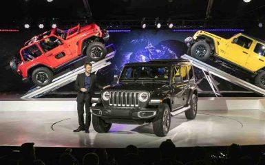 Video Jeep Wrangler 2018, Auto Show Los Angeles, videos Jeep, videos Auto Show Los Angeles, Nuevo Jeep Wrangler 2018