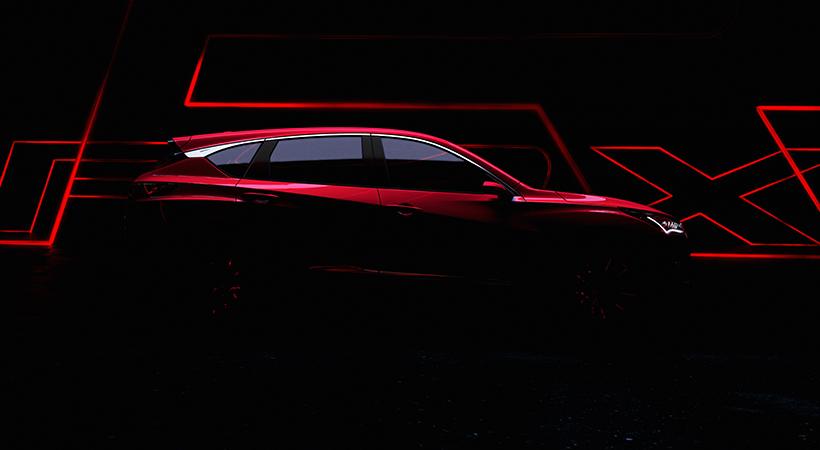 Acura RDX Prototype, adelanto del Auto Show Detroit 2018