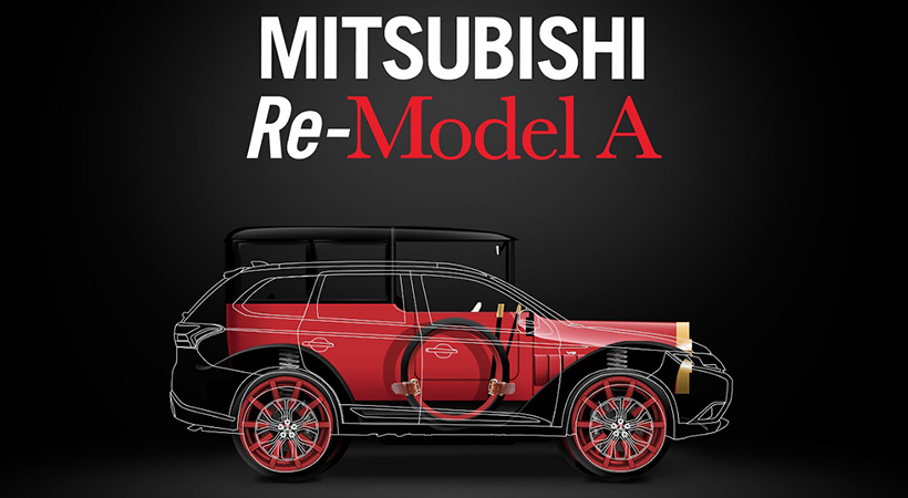 Mitsubishi Re-Model A