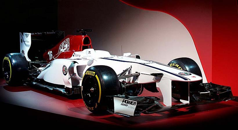 alfa romeo sauber f1 nuevo equipo de f rmula 1 para 2018. Black Bedroom Furniture Sets. Home Design Ideas
