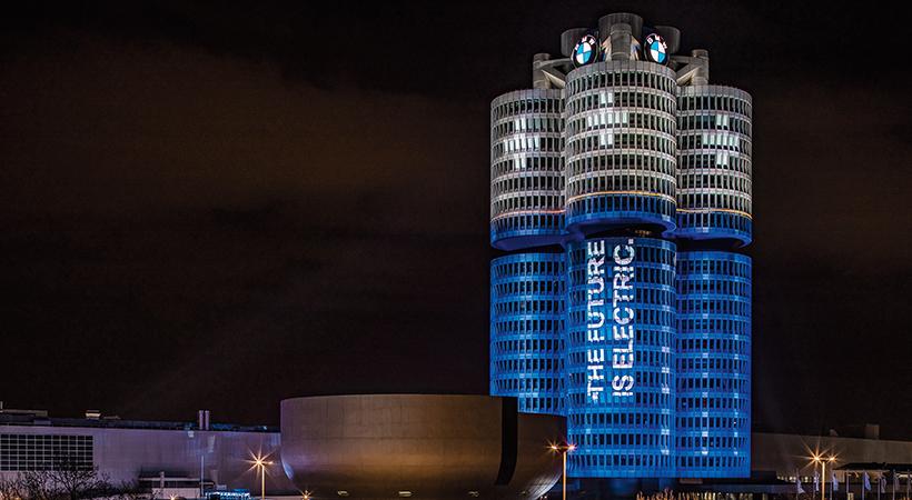 Vehículos eléctricos BMW