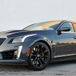 Test Drive Cadillac CTS V 2018