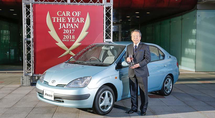 Auto del Año Japón 2018, Volvo XC60 venció al BMW 5 y Toyota Camry