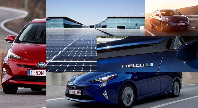 Futuro eléctrico Toyota