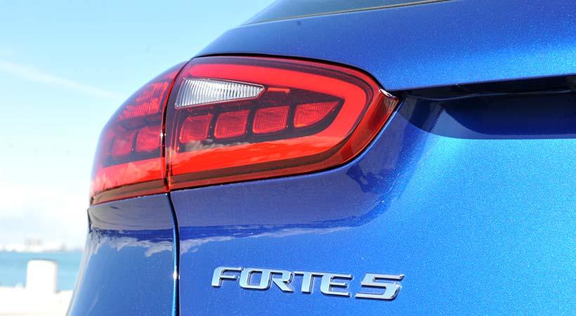 TTest Drive Kia Forte SX 2018
