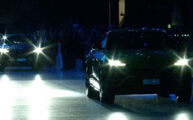 Video Debut Lamborghini Urus 2019