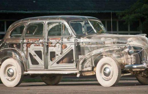 Pontiac Ghost Car, Pontiac Ghost Car historia, el coche fantasma de Pontiac