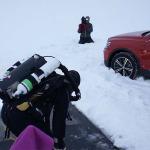 Video Shoot extremo Volkswagen Tiguan 2018