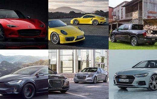 Top marcas de autos 2017 por satisfacción de sus conduccotres