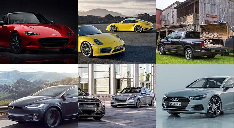 Top 10 marcas de autos 2017 por satisfacción de sus conductores.