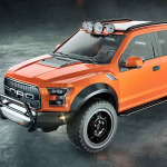 Hennessey VelociRaptor 6x6, Pick up Ford, Ford F-150 Raptor