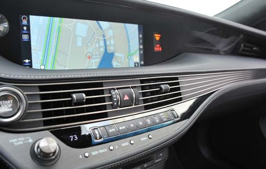 Test Drive Lexus LS 500 2018, lujo y tecnología al máximo