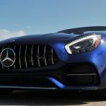 Mercedes-AMG GT C Roadster 2018