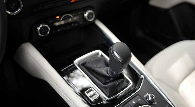 Test Drive Mazda CX-5 2018