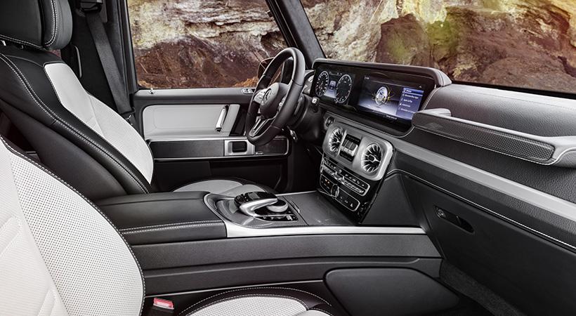 Primeras fotos Mercedes-Benz G Wagon 2019