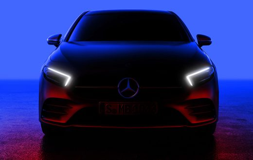 Debut Global Mercedes-Benz Clase A