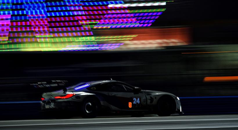 Cadillac ganó las 24 Horas de Daytona