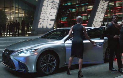 Lexus en el Super Bowl LII