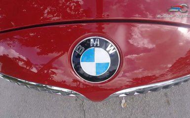 BMW 650i Convertible 2018