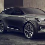 """Byton Concept, el auto del futuro con pantalla de 49"""" en el interior"""