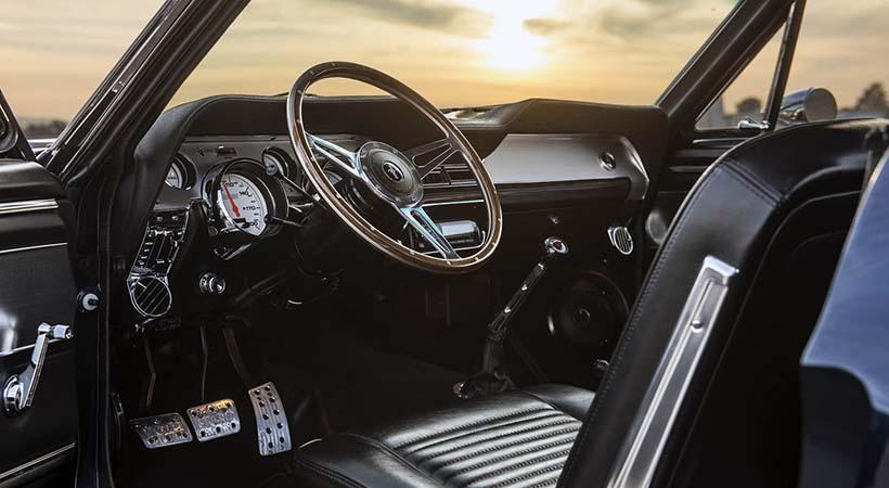 Mustang Eleanor, Fusion Motor, réplicas de Mustang Eleanor a la venta