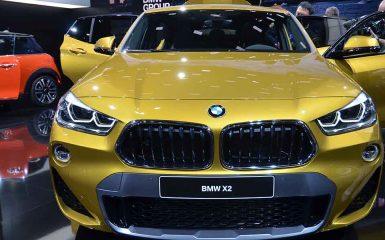 Nuevo BMW X2 2018