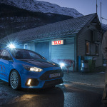 Taxi Ford Focus RS