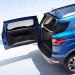 Ford EcoSport 2018 tendrá un panal de abeja en el maletero