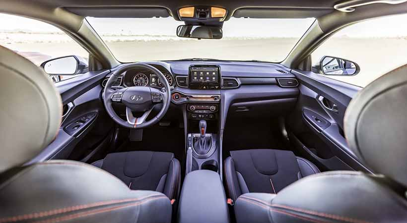 Nuevo Hyundai Veloster 2019, Hyundai Veloster 2019 fotos e información, lanzamientos Auto Show Detroit