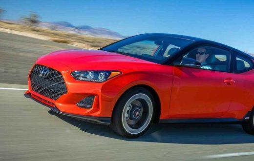 Hyundai Veloster 2019, debut deportivo en Detroit
