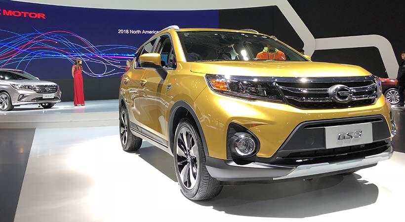 Autos GAC Motors MADE IN CHINA
