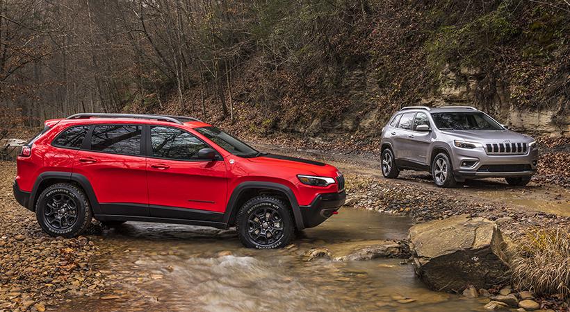 Top 20 novedades Jeep Cherokee 2019