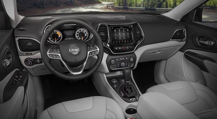 Top 20 novedades Jeep Cherokee 2019 en su debut en Detroit