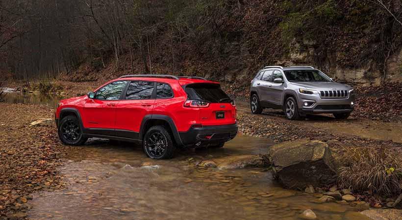 Jeep Cherokee 2019, precio y versiones en Estados Unidos