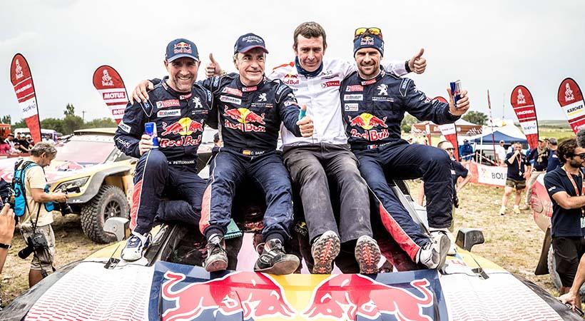 Ganadores Rally Dakar 2018