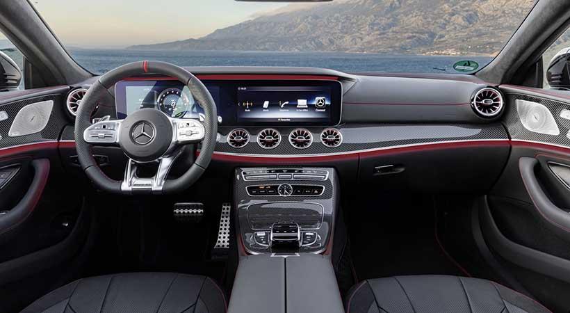 Mercedes-AMG CLS 53 4Matic+, Auto Show de Detroit 2018, novedades del Auto Show de Detroit