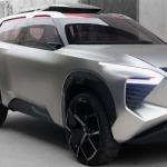 Nissan Xmotion Concept, el futuro se presenta en Detroit