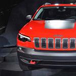 Nuevo Jeep Cherokee 2019, lanzamientos Auto Show Detroit 2018, Jeep Cherokee 2019 información y versiones