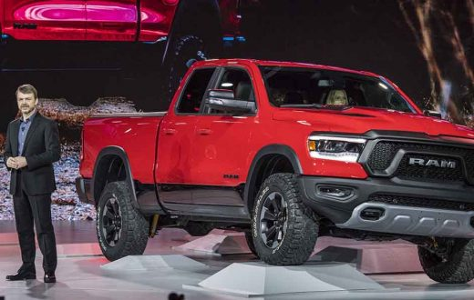 Ram 1500 2019, debut en Auto Show Detroit 2018