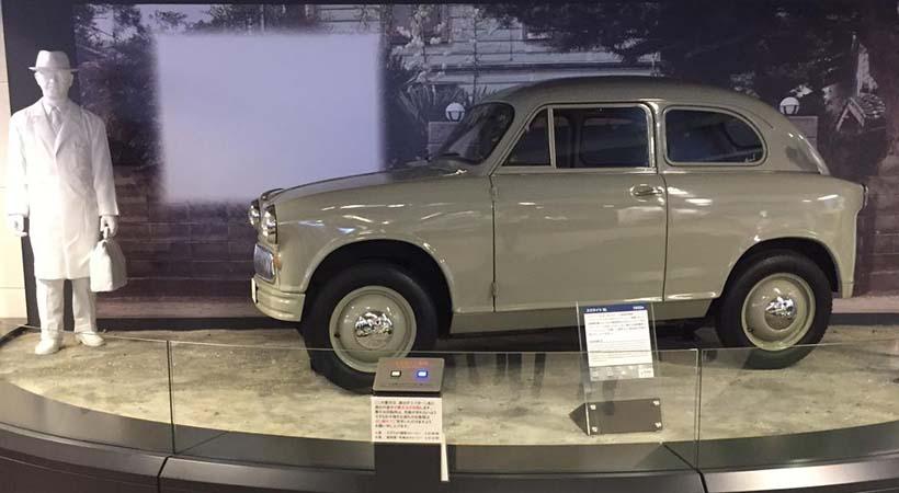 Suzuki Suzulight 1955