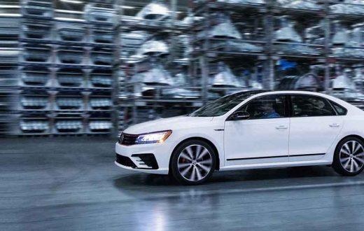 Volkswagen Passat GT, Auto Show de Detroit, Volkswagen Passat GT especificaciones