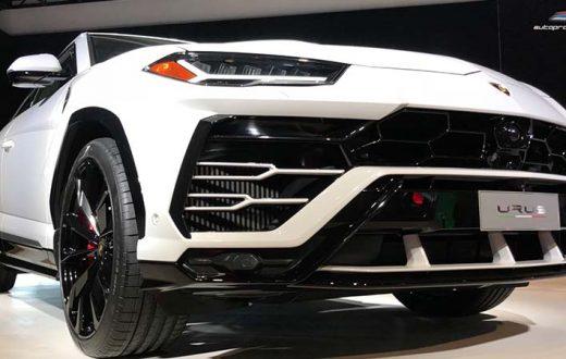 Debut Lamborghini Urus 2019 en el Auto Show Detroit
