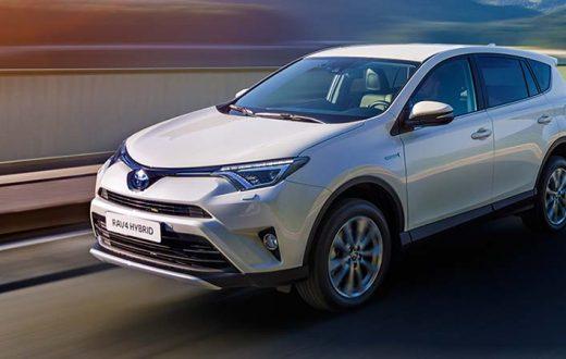 Toyota Corolla y Toyota RAV4 Auto y SUV más vendidos del mundo