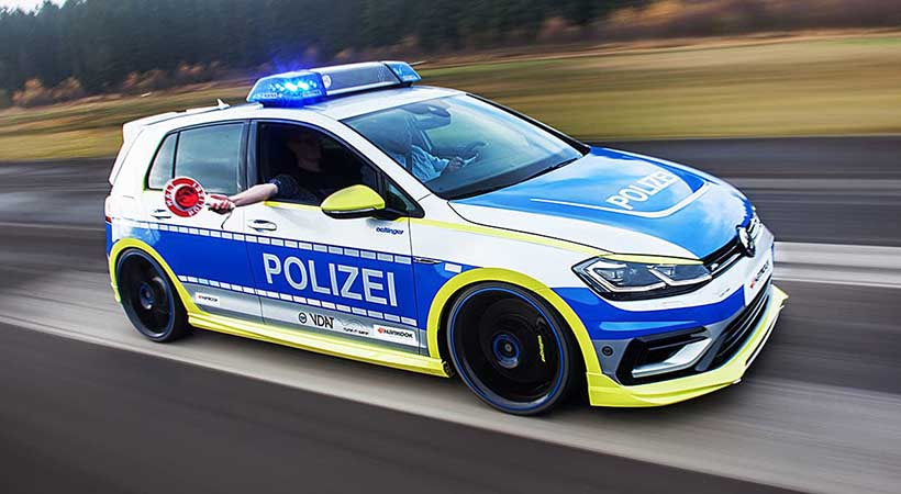 Polizei Golf, Oettinger Golf, Tune it! Safe!, Hankook