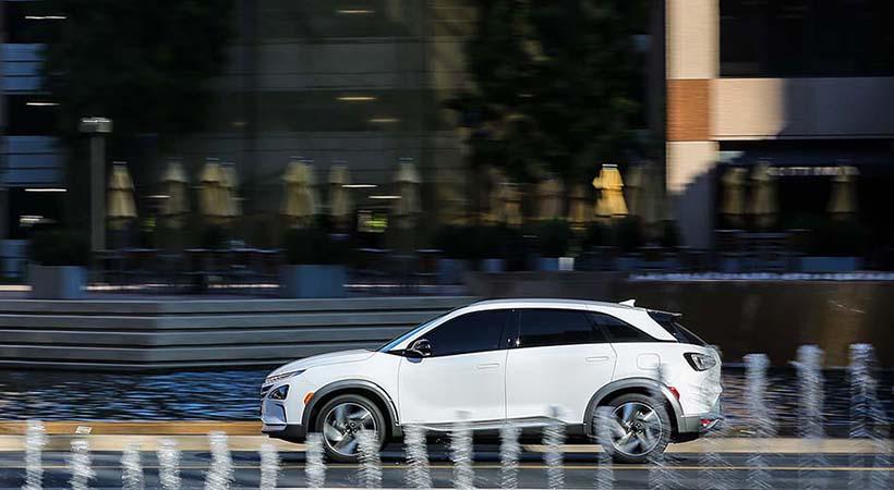 Cómo funciona el Hyundai NEXO con celdas de hidrógeno