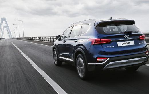 Hyundai Santa Fe 2019, debut global en Goyang, Corea del Sur